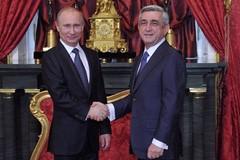 Помощь Армении на основании гранта