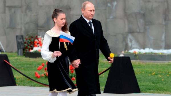 Путин против геноцида
