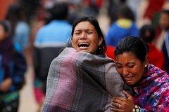 Уже свыше 3600 погибших в Непале