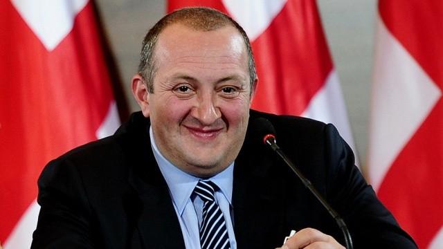 президент Грузии Георгий Маргвелашвили