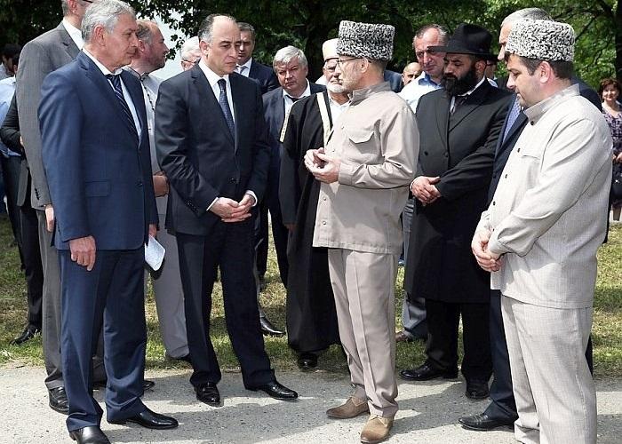 В КБР строят соборную мечеть