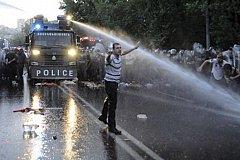 Армянских полисменов тоже наказывают