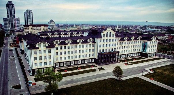 Германия и Чечня - новая проект в образовании