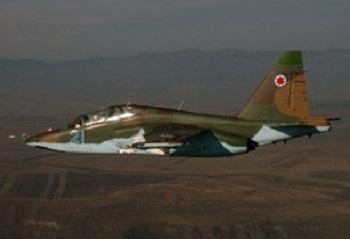 Азербайджанские ВВС увеличили количество полетов на границе с Нагорным Карабахом