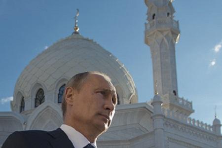 Президент России поздравил мусульман с праздником Ураза-байрам