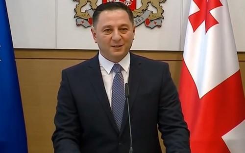 Вахтанг Гомелаури, глава Службы безопасности Грузии