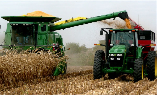 На Ставрополье почти завершена уборка зерновых