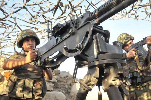 Азербайджан и Карабах понесли потери в перестрелке на линии соприкосновения