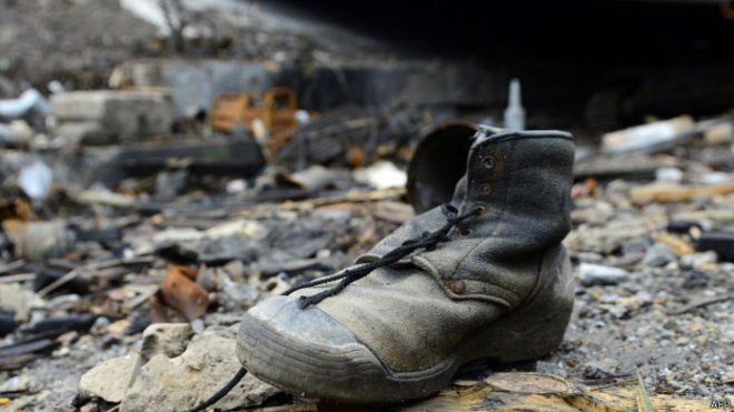 В Чечне на мине подорвался десантник