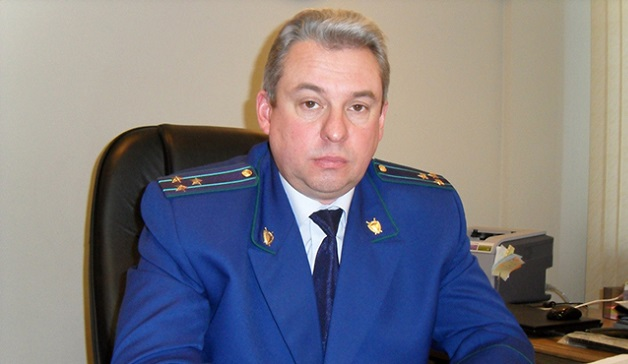 В Подмосоквье пьяный прокурор сбил байкера