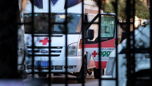 Мощный взрыв в Тяньцзине унес жизни семерых человек