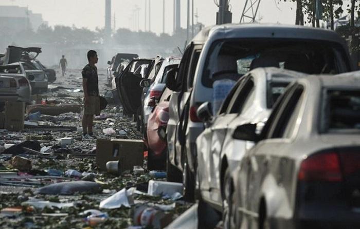 До 44 человек возросло количество жертв взрыва в Китае