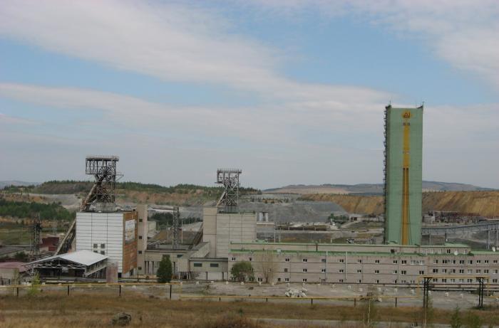Взрыв газа произошел на уральском руднике