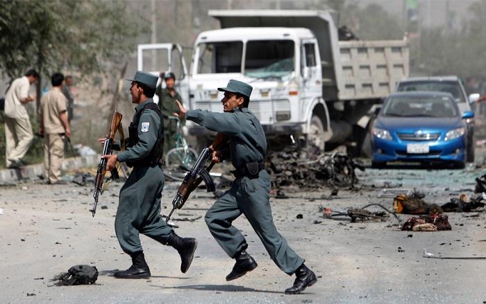 Взрыв в Кабуле унес 10 жизней