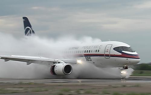 Авиакатастрофы в Грозном чудом удалось избежать