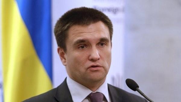 Павел Климкин -  министр иностранных дел Украины