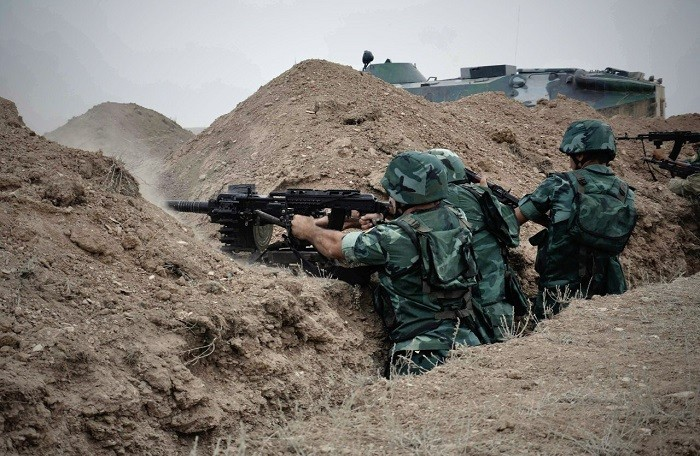 120 раз Азербайджанская армия обстреляла Карабах за ночь фото 2