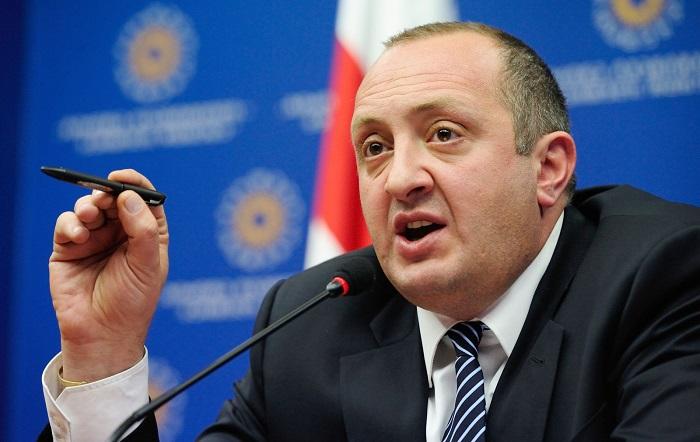 Грузинский президент уверен в необходимости диалога с Россией