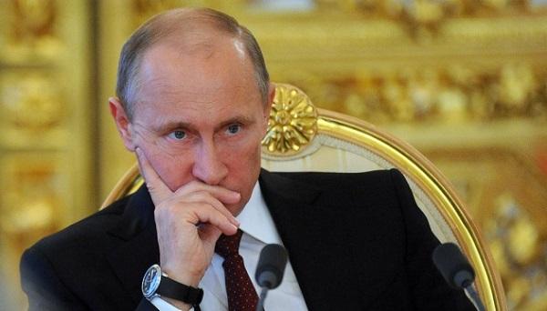 Путин занял место главного мирового лидера