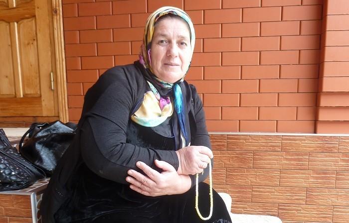 Хазан - мама Хусейна Цетиева