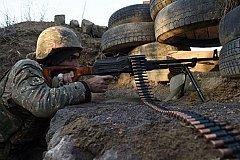 Азербайджан не прекращает нарушать режим прекращения огня