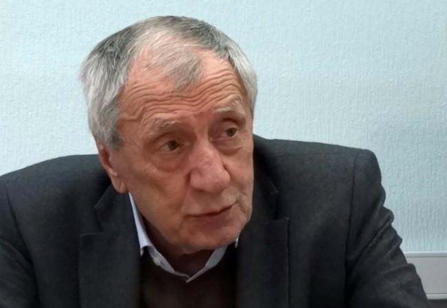 Даниялов Марат Гаджиалиевич, директор Дагестанского филиала геофизической службы РАН