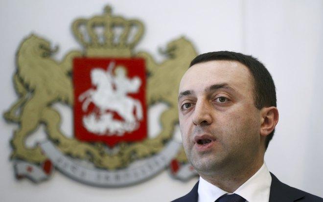 Грузинский премьер-министр подал в отставку