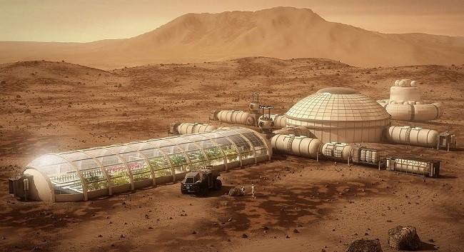 На Луне NASA запланировало построить марсианский дом фото 2