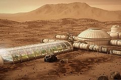 На Луне NASA запланировало построить марсианский дом