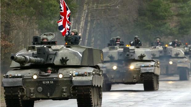 Против кого нацелены учения британской армии? фото 2