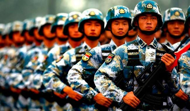 Китай увеличивает свой военный бюджет фото 2
