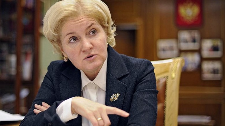 Вице-премьер Ольга Голодец. Фото:  kommersant.ru