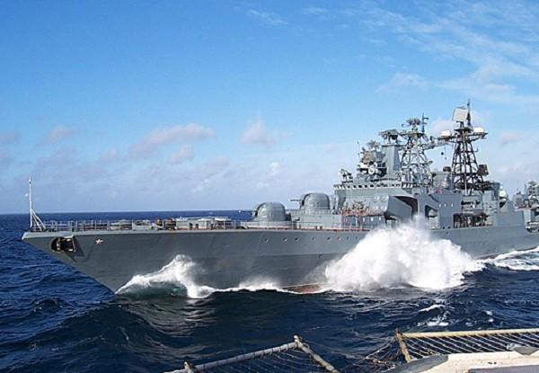Большой противолодочный корабль «Адмирал Виноградов»