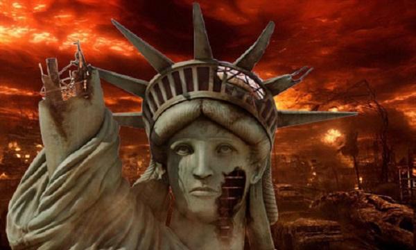 Супервукан Йеллоустоун в течение двух лет уничтожит США
