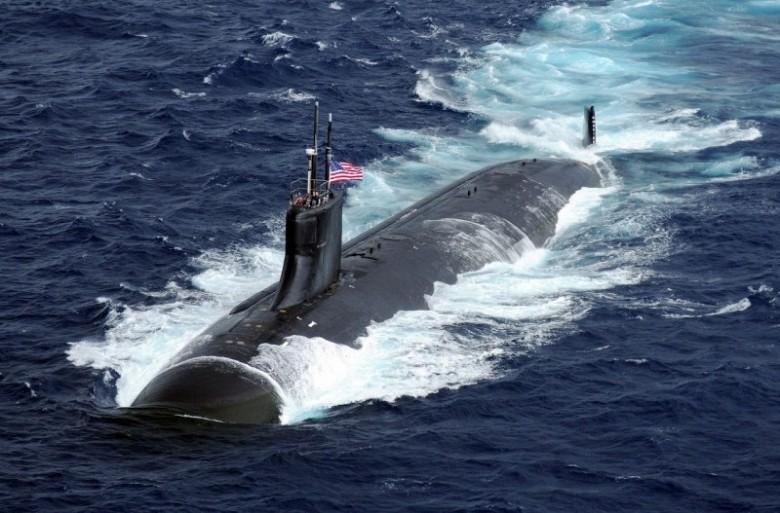 Подводная лодка США класса «Огайо»