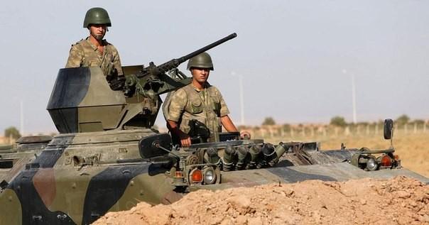Турция тайно ввела военную бронетехнику на территорию Сирии. ВИДЕО фото 2