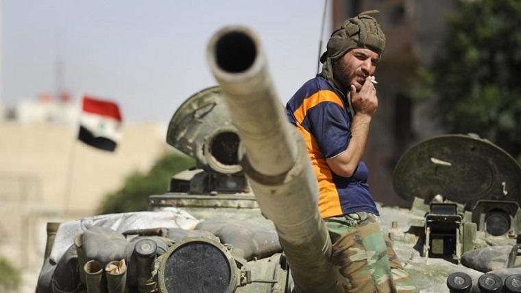 Столкновение между Россией и США возможно в битве за Ракку