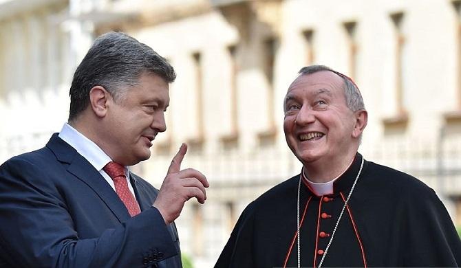 Ватикан предложил русским просить прощения у украинцев