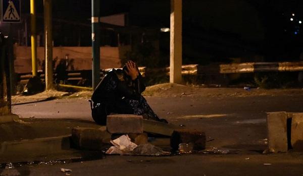 Варужан Аветисян: «полицейский не был убит от нашего выстрела»