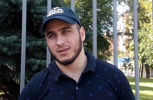 Один из обвиняемых чеченцев Саид-Магомед Цетиев