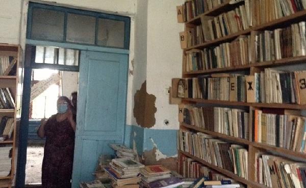 День знаний в селе Теречном пройдет в аварийной школе фото 4