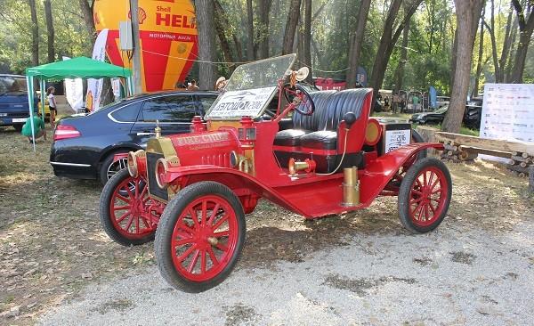 форд 1914 года