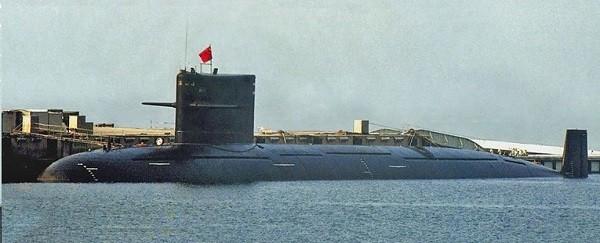Подводная лодка, Тип-093 (Китай), Фото: army-news.ru