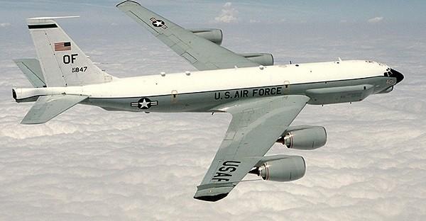 Самолет-разведчик RC-135 (США), Фото: sputniknewslv.com