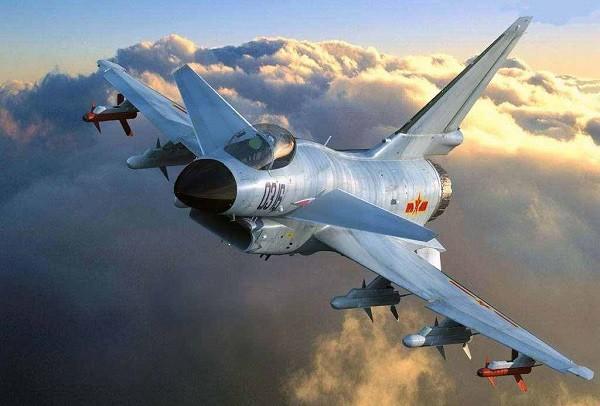 Истребитель-перехватчик J-10 (Китай), Фото: testpilot.ru
