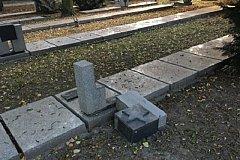 Очередное глумление над могилами советских солдат в Польше