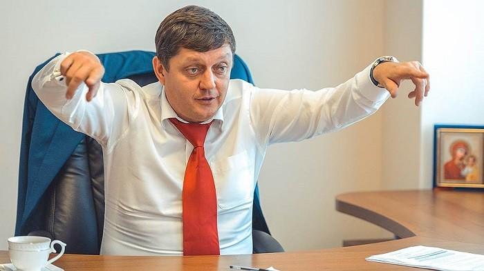 Депутат Государственной думы Олег Пахолков. Фото:  kommersant.ru