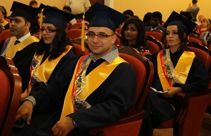 Индусы – выпускники СтГМУ на торжественной церемонии вручения дипломов. «До свидания, Ставрополь! Здравствуй, Индия!»