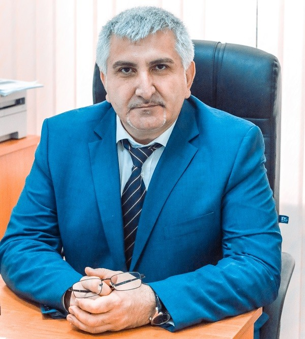 Карэн Амлаев, проректор по международной деятельности, заведующий кафедрой медицинской профилактики, профессор, доктор медицинских наук