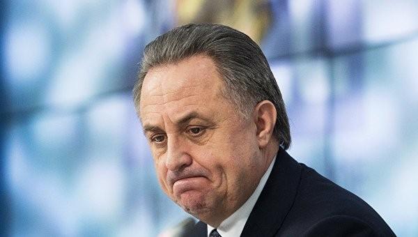 Министр спорта РФ Виталий Мутко. Фото:  ria.ru